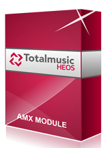 TotalMusic Heos AMX Box